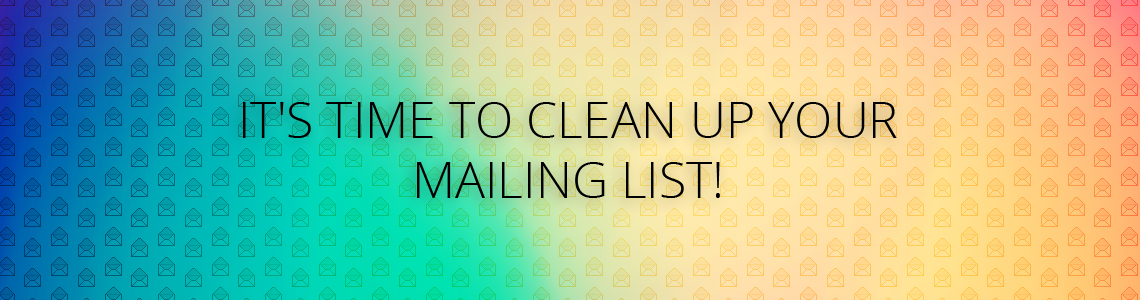 Mailing List Cleanup Services