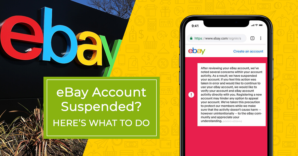 5 Tips To Handle Ebay Account Suspension Suntecindia Blog