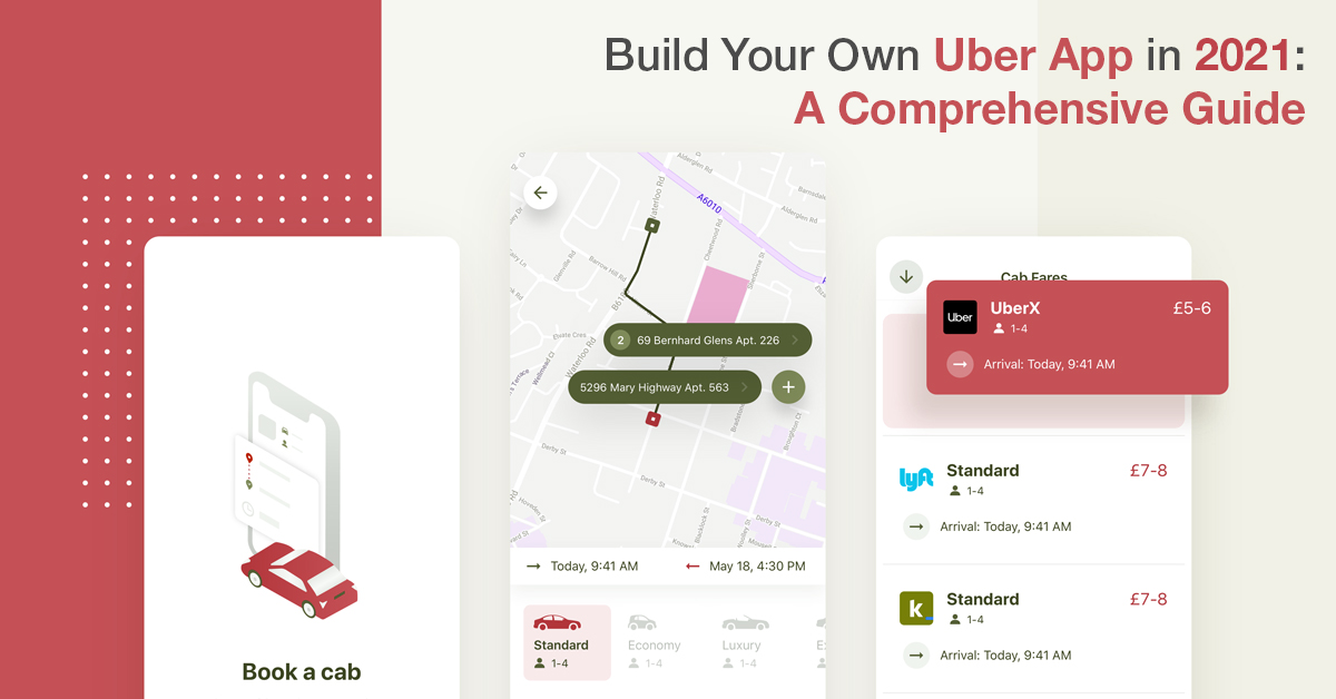 How Much Does It Cost To Make An App Like Uber in 2021 ...