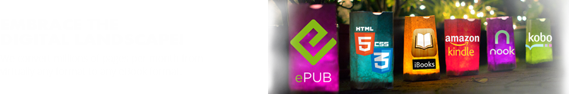 ePub3 eBook Services | EPUB3 eBook Services | ePub3 eBook Services Company