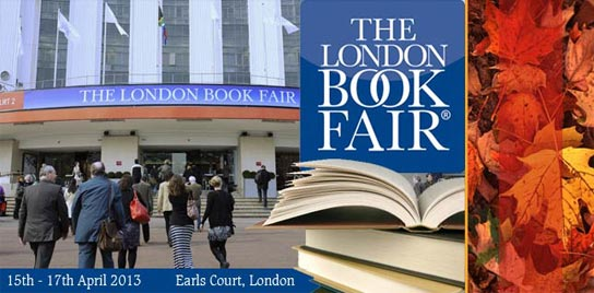 Meet us at The London Book Fair 2013