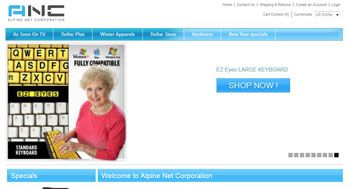 Alpine Net Corporation