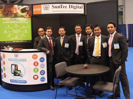 SunTec Digital Makes a Splash at BEA 2014