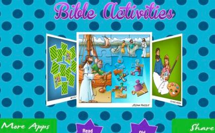 Bible Activities – New Testament