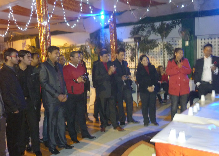 New Year Celebrations