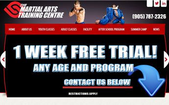 The Martial Arts Training Centre