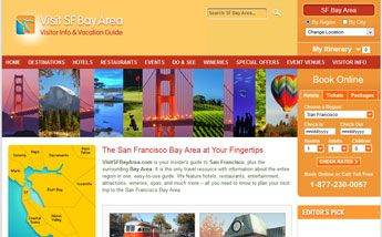 Visit SF Bay Area